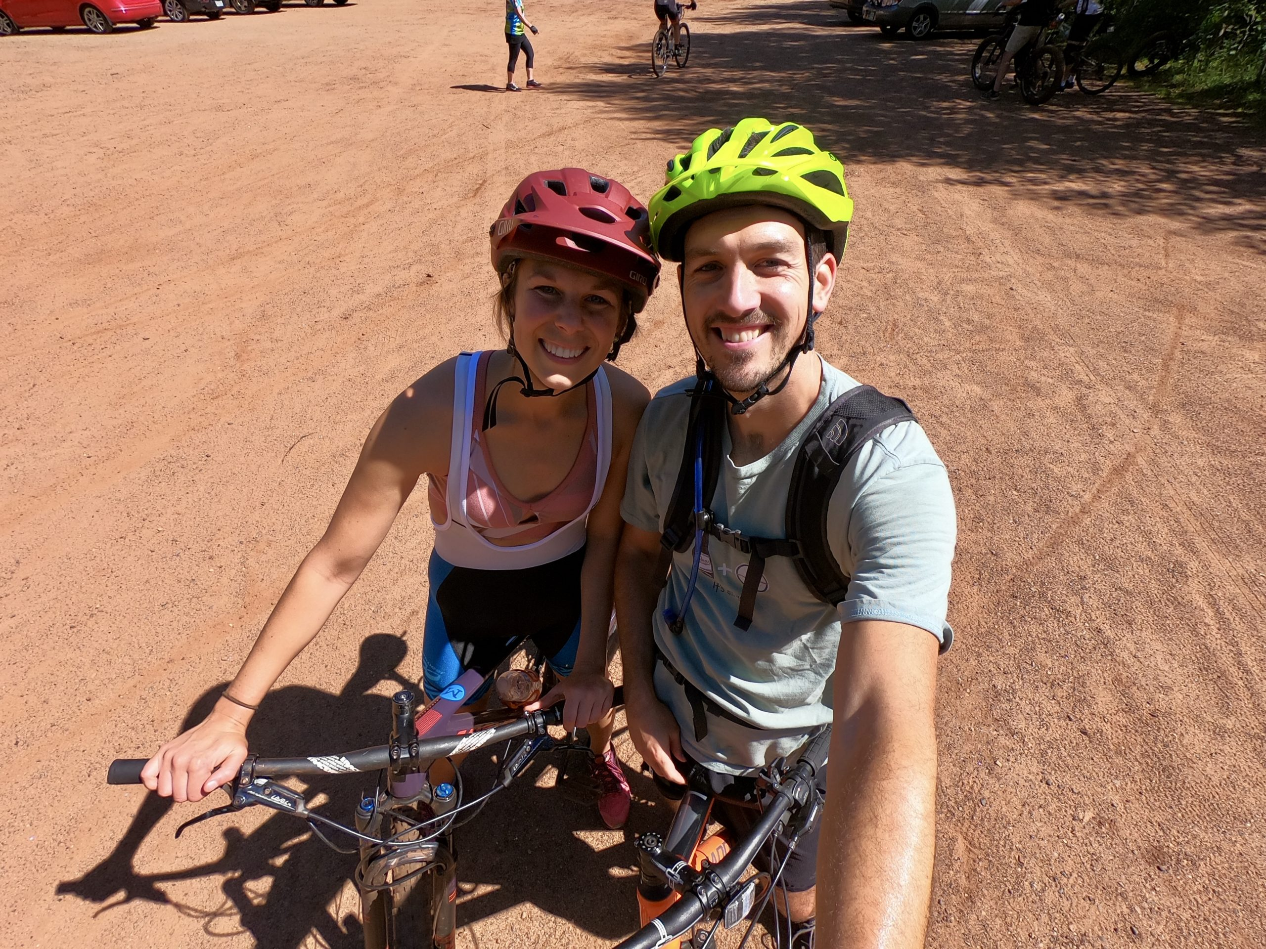 Three Life Lessons I Learned From Mountain Biking